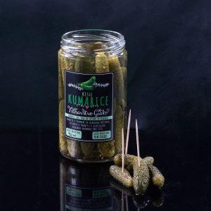 vložena zelenjava kisle kumarice vrtnarstvo grah